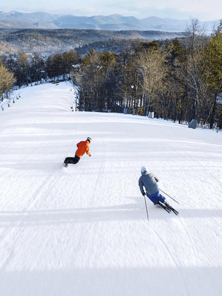 Ski Resorts in Virginia