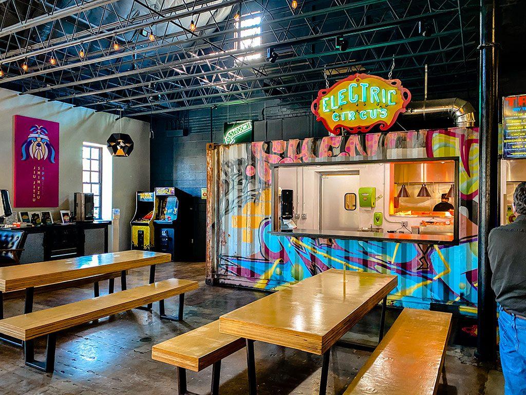 Williamsburg Restaurants - Electric Circus Taqueria