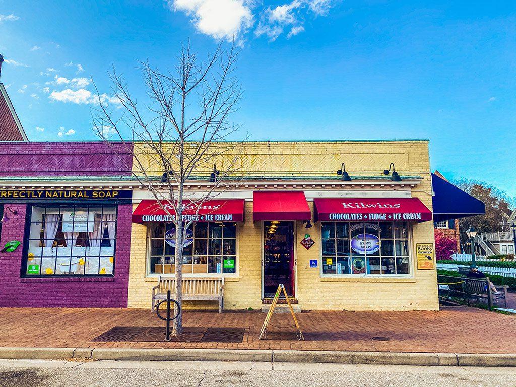 Williamsburg Restaurants - Kilwins