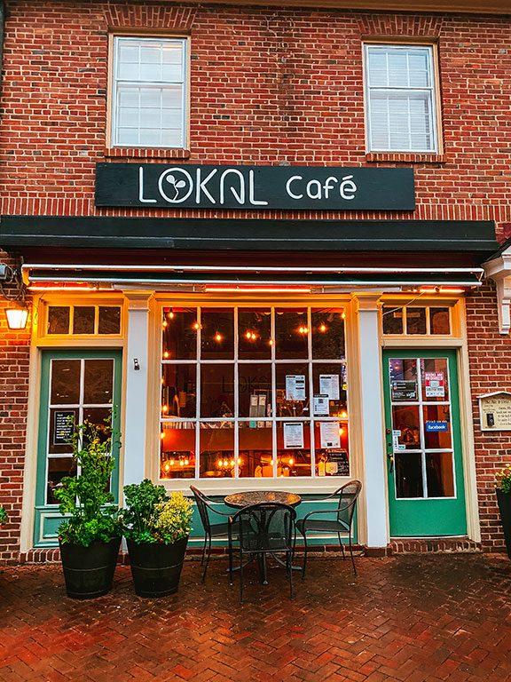 Williamsburg Restaurants - LOKAL Cafe