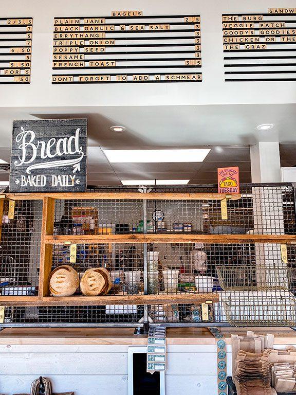 Williamsburg Restaurants - The Bake Shop