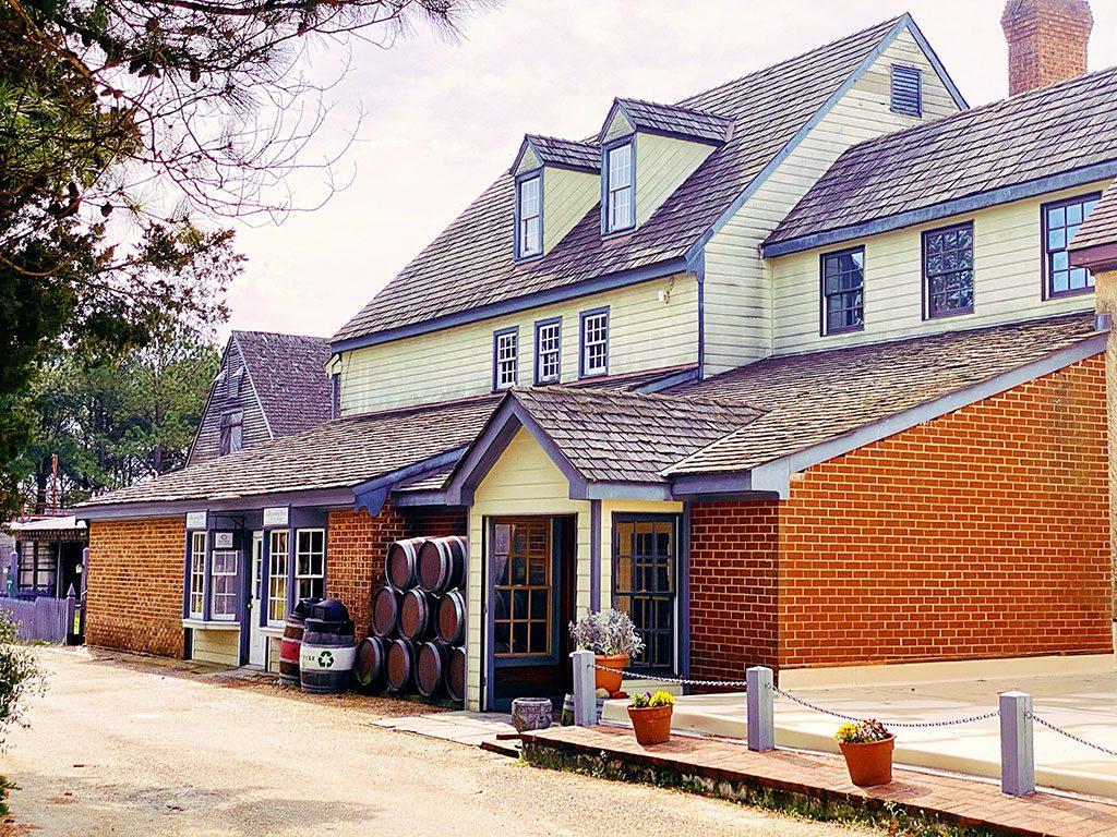 Williamsburg Winery - Williamsburg Restaurants