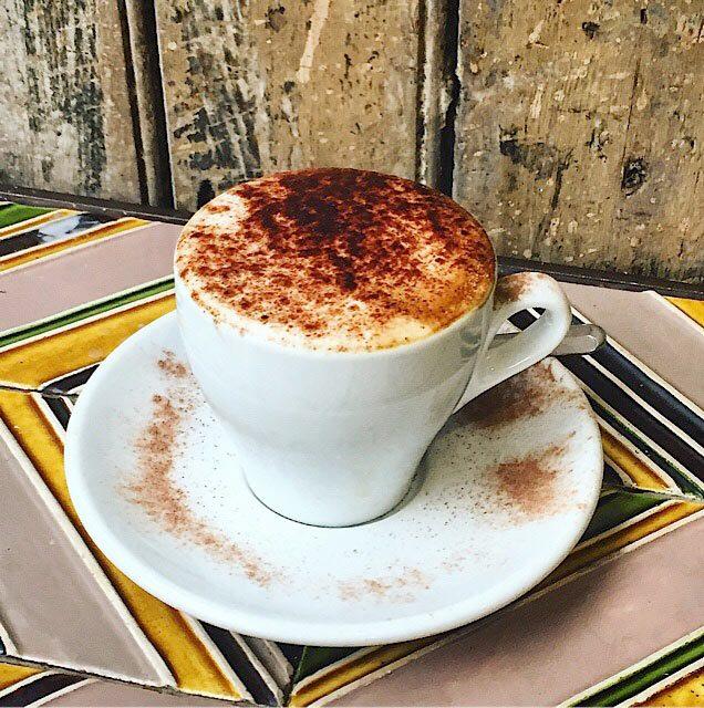 Where to get hot chocolate washington DC