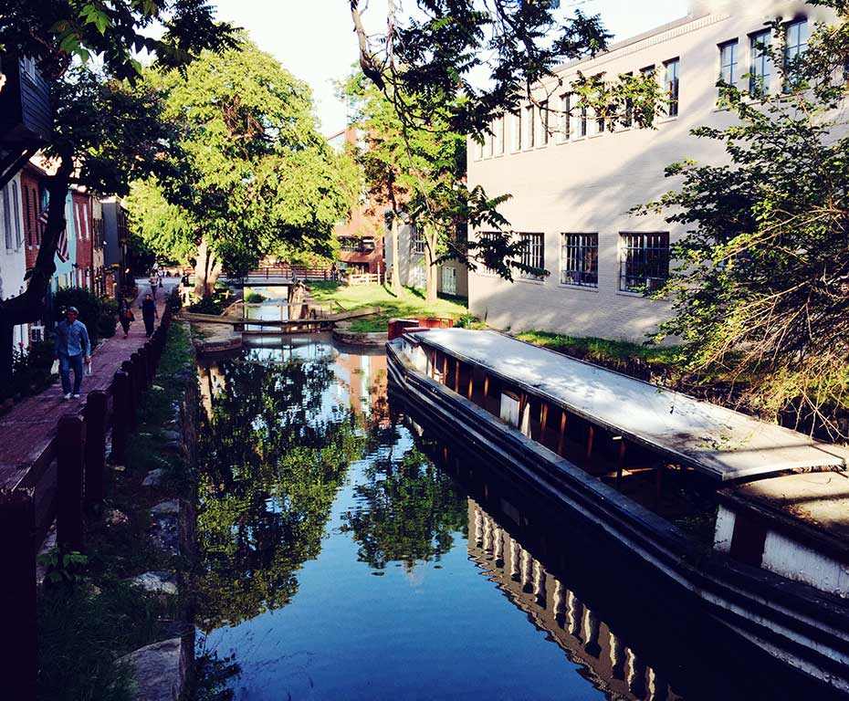 Georgetown C&O Canal