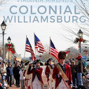 Williamsburg Virginia Airbnb