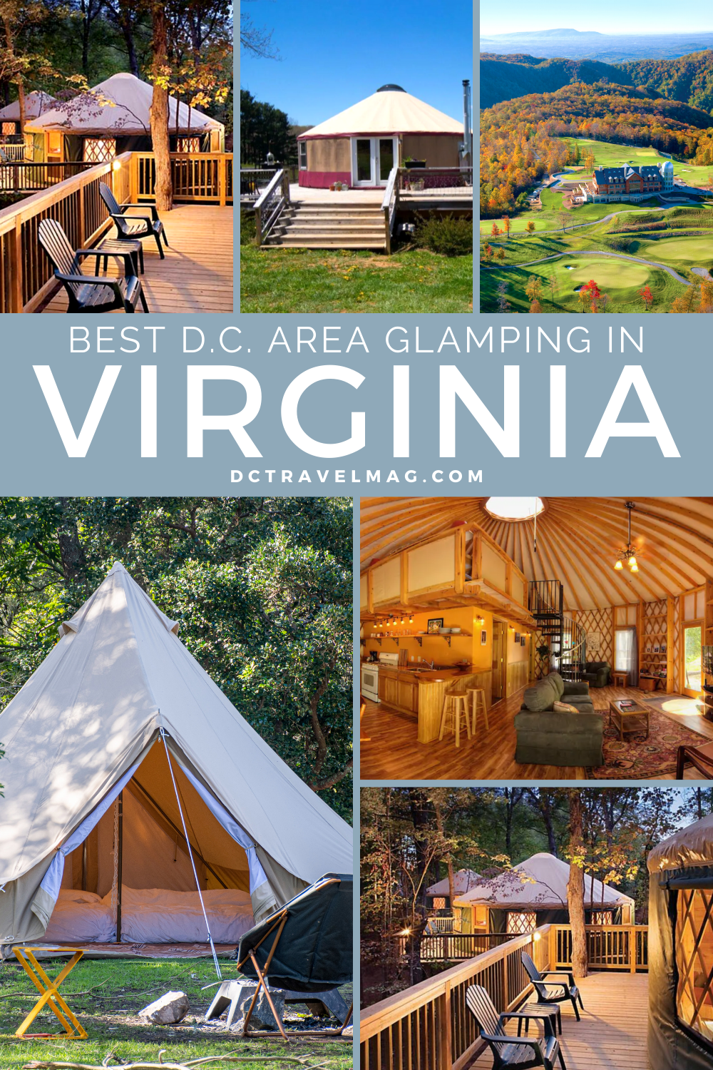 Glamping In Virginia