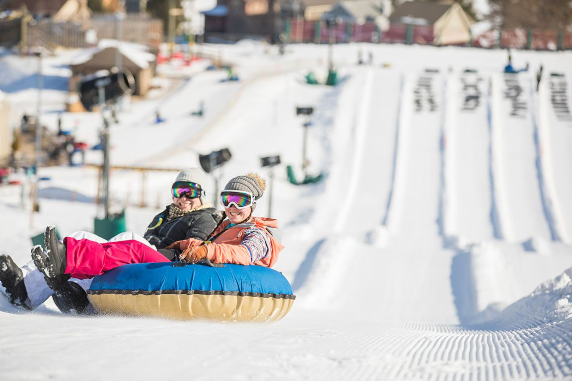 Wisp Resort Maryland Snow tubing