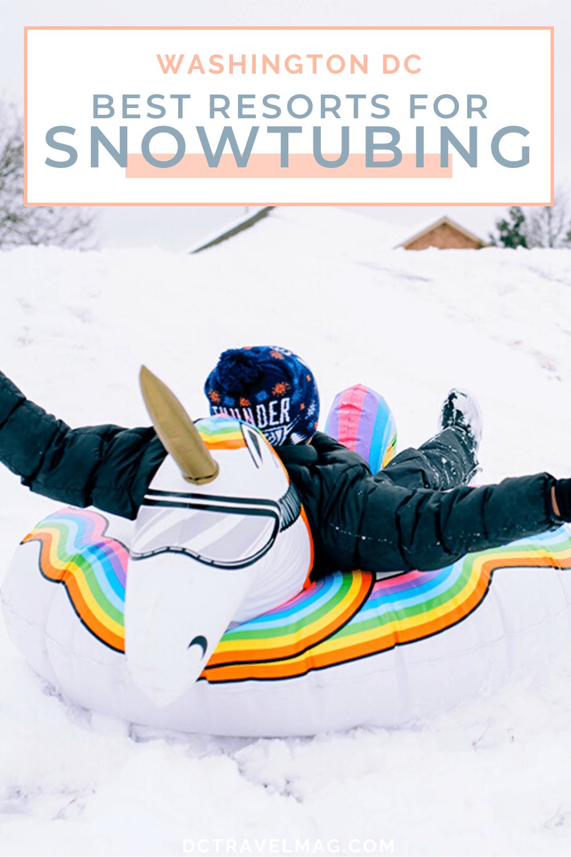 Snow Tubing Near DC