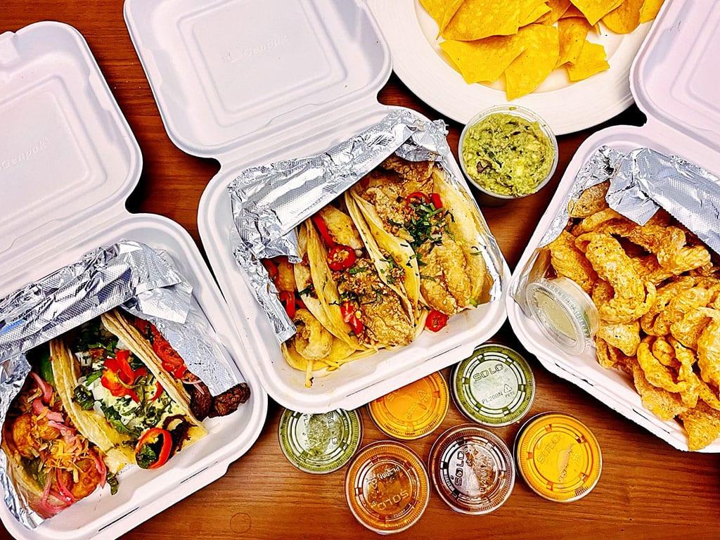 Taco Bamba in Virginia - Tacos in Virginia