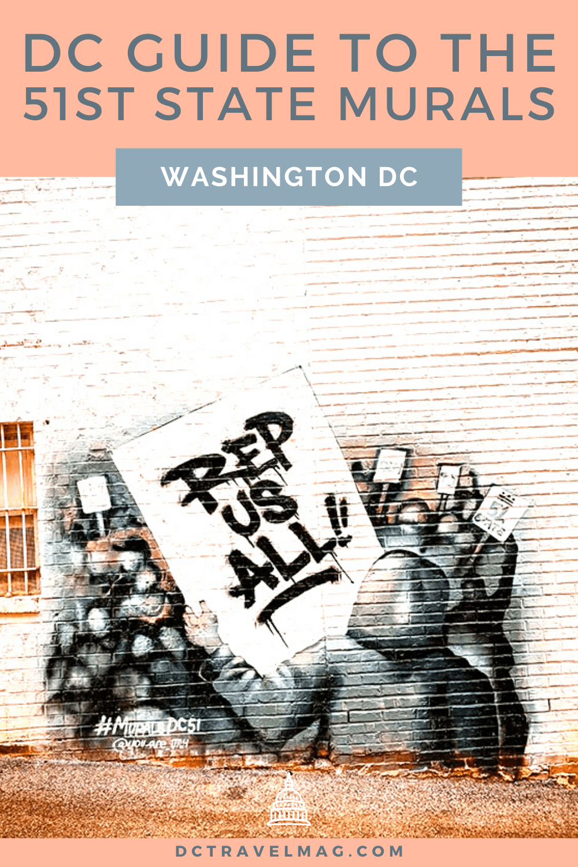 Murals in Washington DC