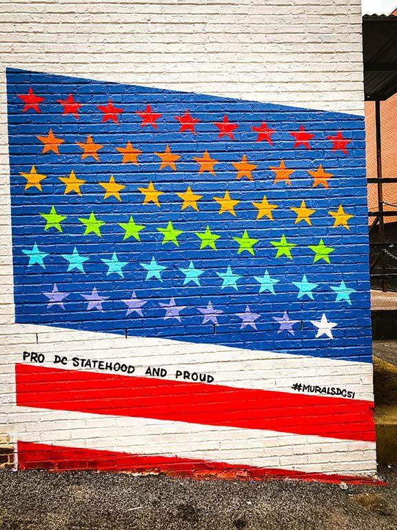 51 Murals DC 51st Statehood Murals