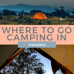 Campgrounds in Virginia