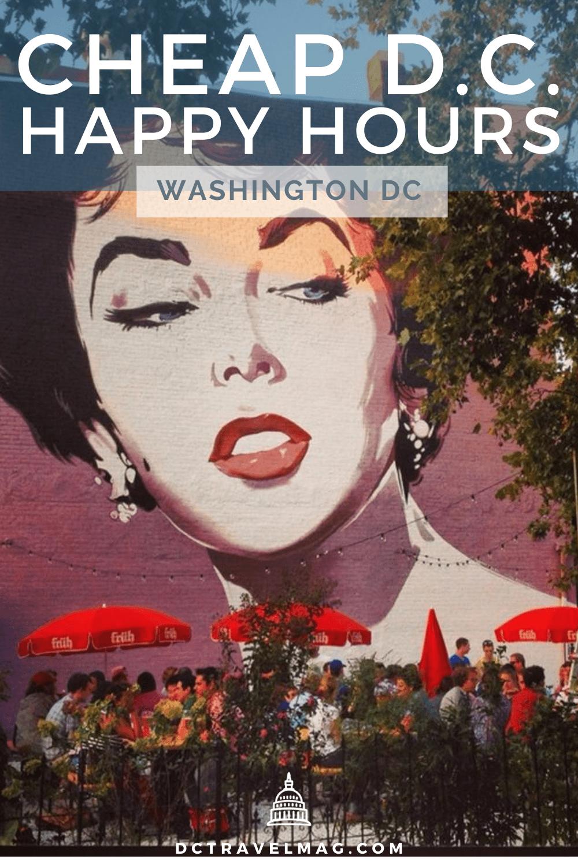 Washington DC Happy Hour