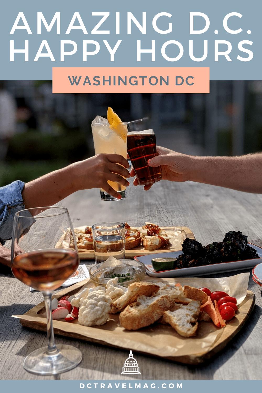 Cheap and Fun Washington DC Happy Hour