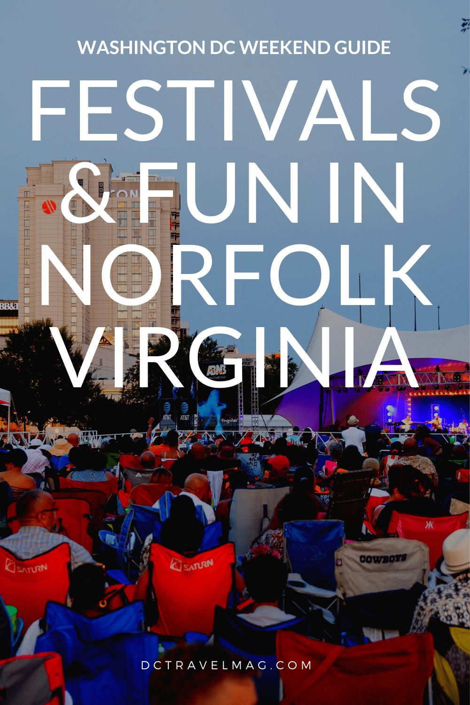 Things to do in Norfolk VA