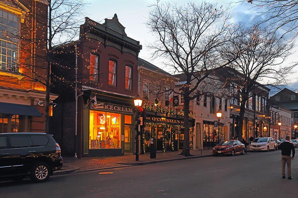 Alexandria Virginia Old Town