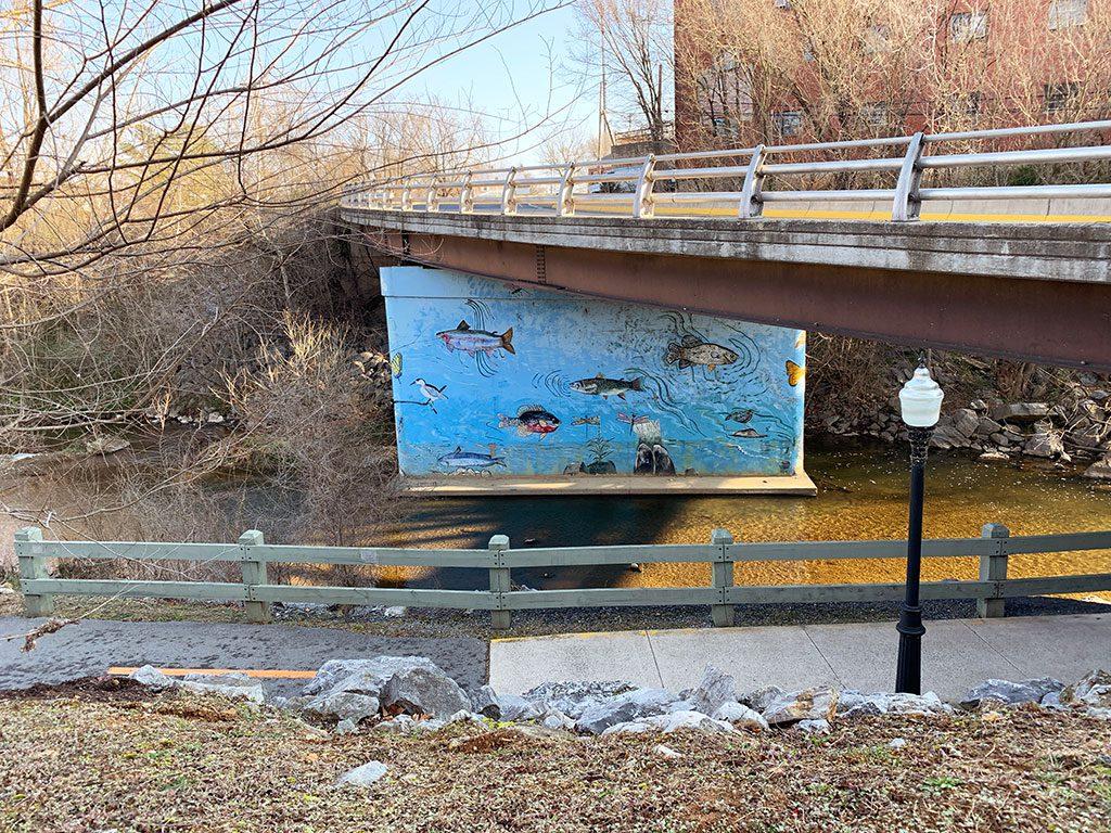 Hawksbill Greenway In Luray Virginia