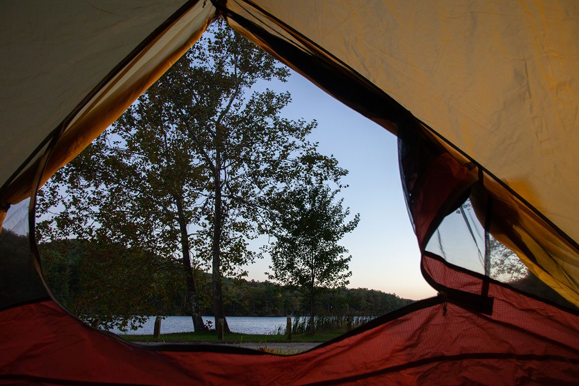 Douthat State Park - Virginia State Parks and Virginia Campgrounds and Campsites