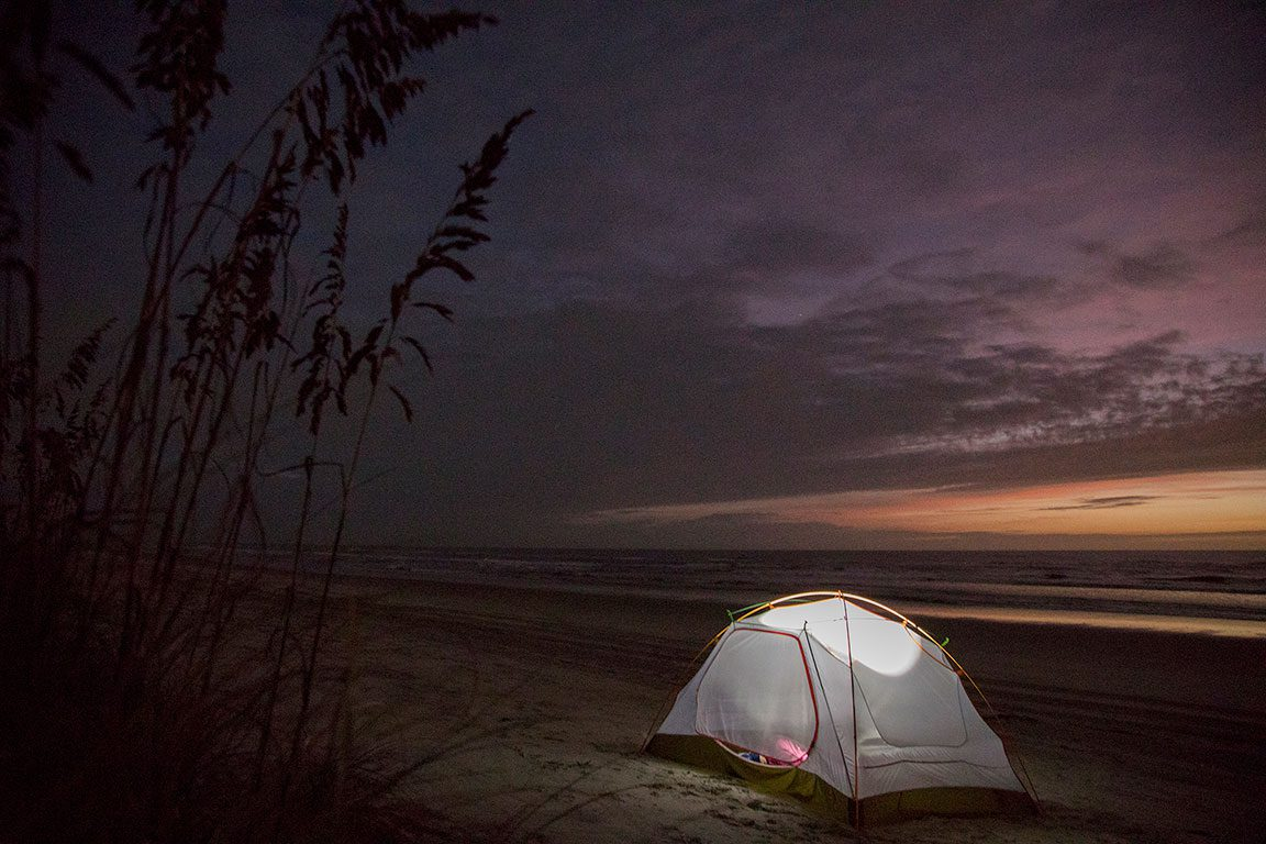 False Cape State Park - Virginia State Parks and Virginia Campgrounds and Campsites
