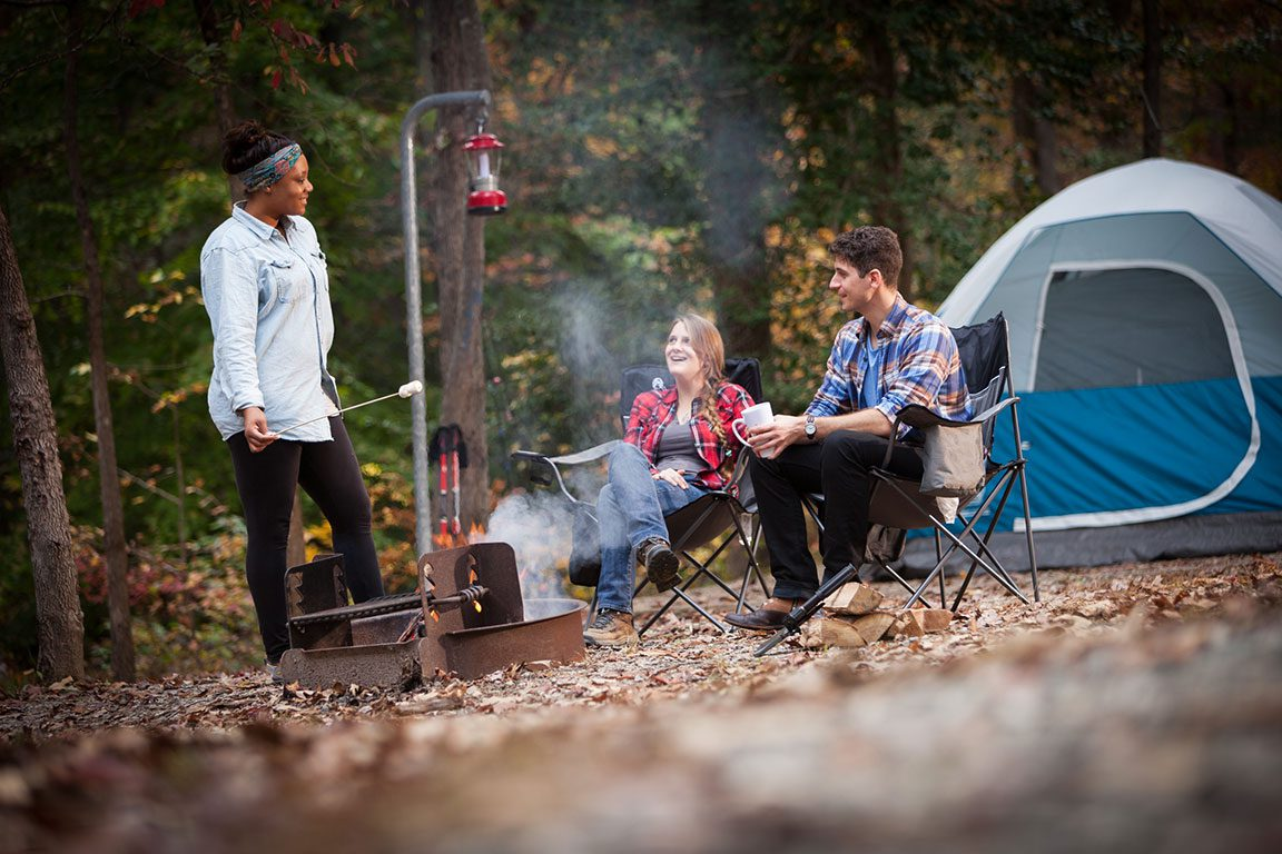 Pocahontas State Park - Virginia State Parks and Virginia Campgrounds and Campsites