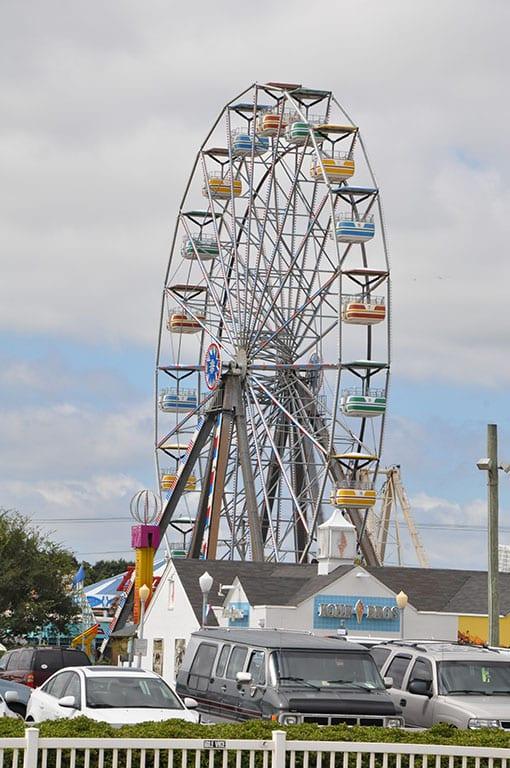 Atlantic Fun Park on the Virginia Beach Oceanfront in Virginia