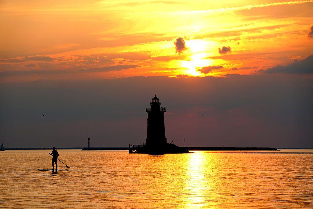 Delaware Lighthouses Cape Henlopen State Park