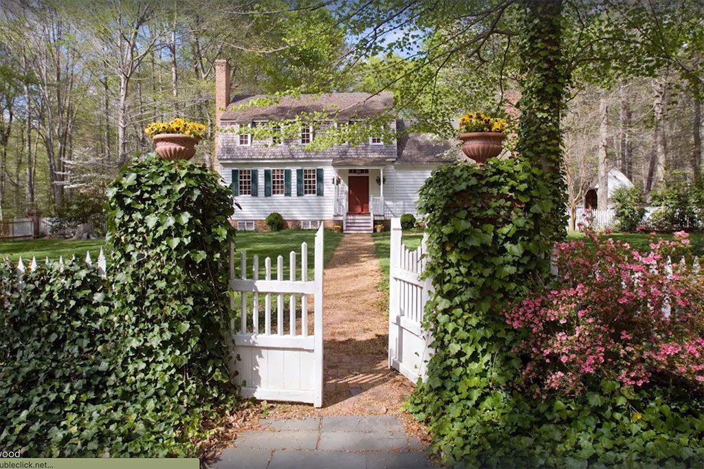 Surry Virginia- Lightwood Historic 18th Century Plantation House
