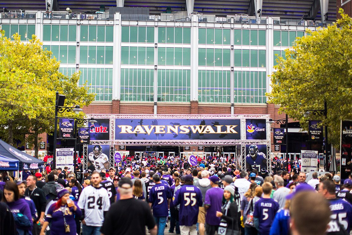 Baltimore Ravens NFL sports