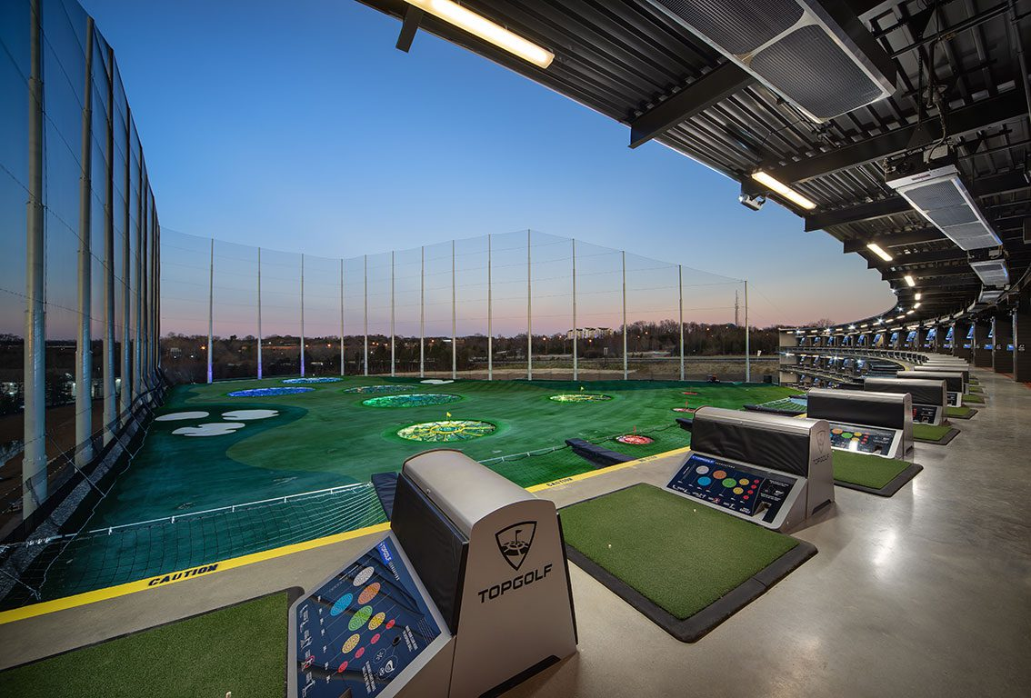 Top Golf Germantown MD - things to do in Germantown Maryland