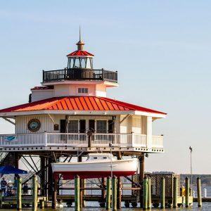 Maryland Lighthouses - Choptank River Lighthouse