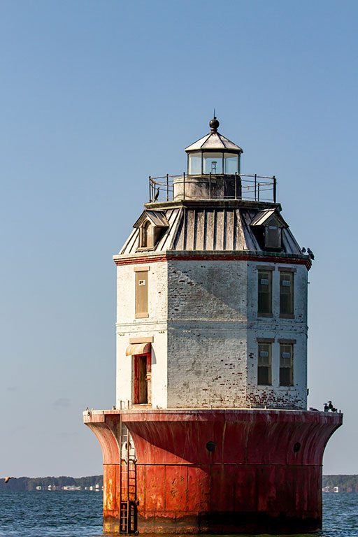 Maryland- Point No Point Lighthouse