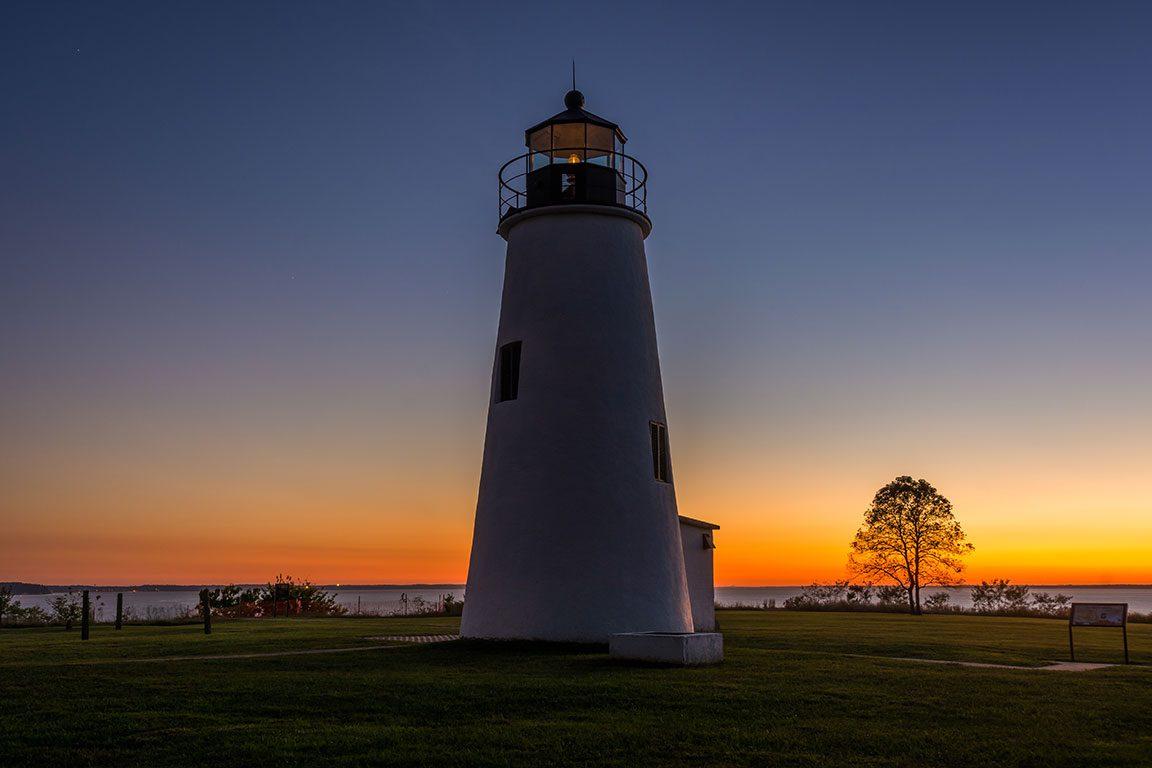 Maryland Lighthouses- Turkey Point Lighthouse