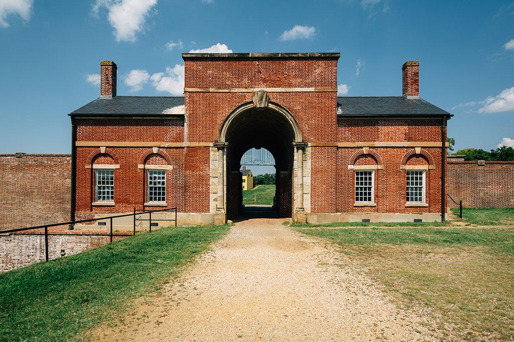 Maryland Parks- Fort Washington Park