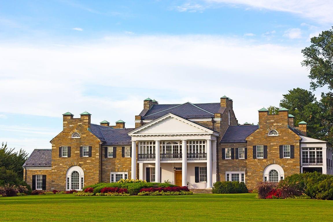 Glenview Mansion in Rockville Maryland