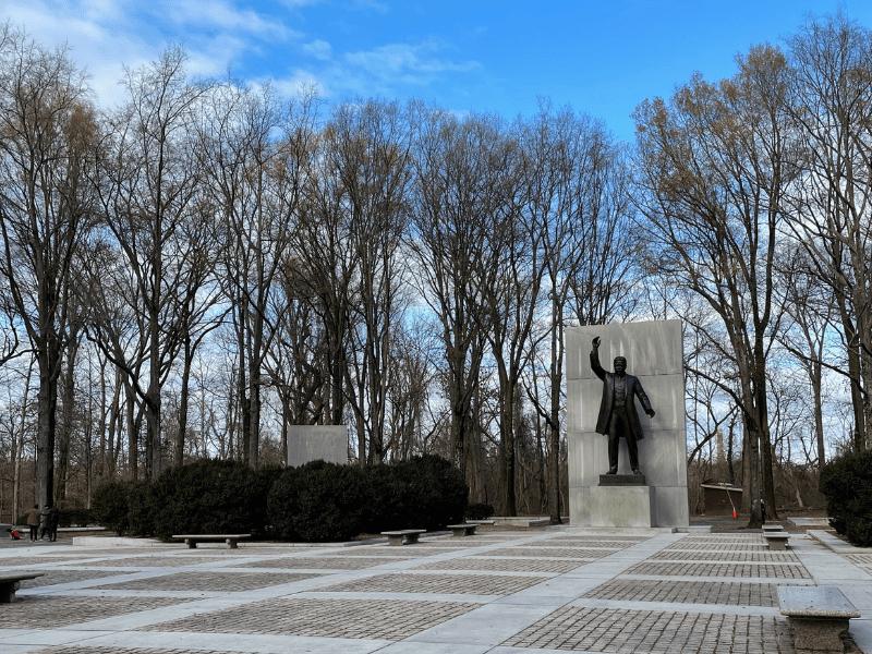 Theodore Roosevelt Island Park, DC