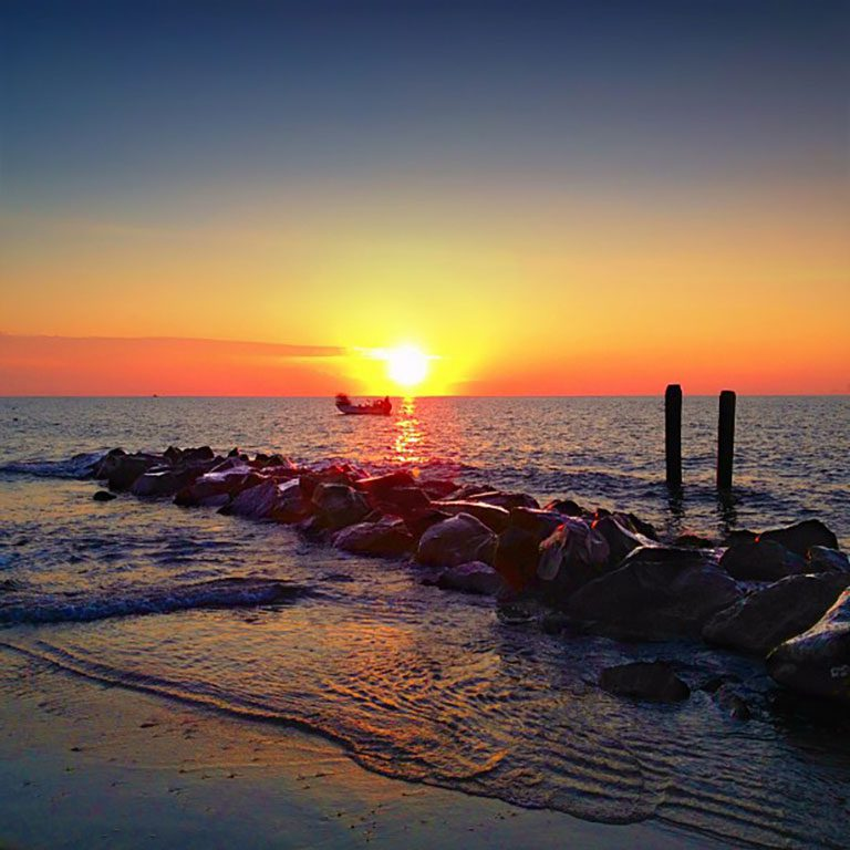 Virginia Beaches- buckroe beach