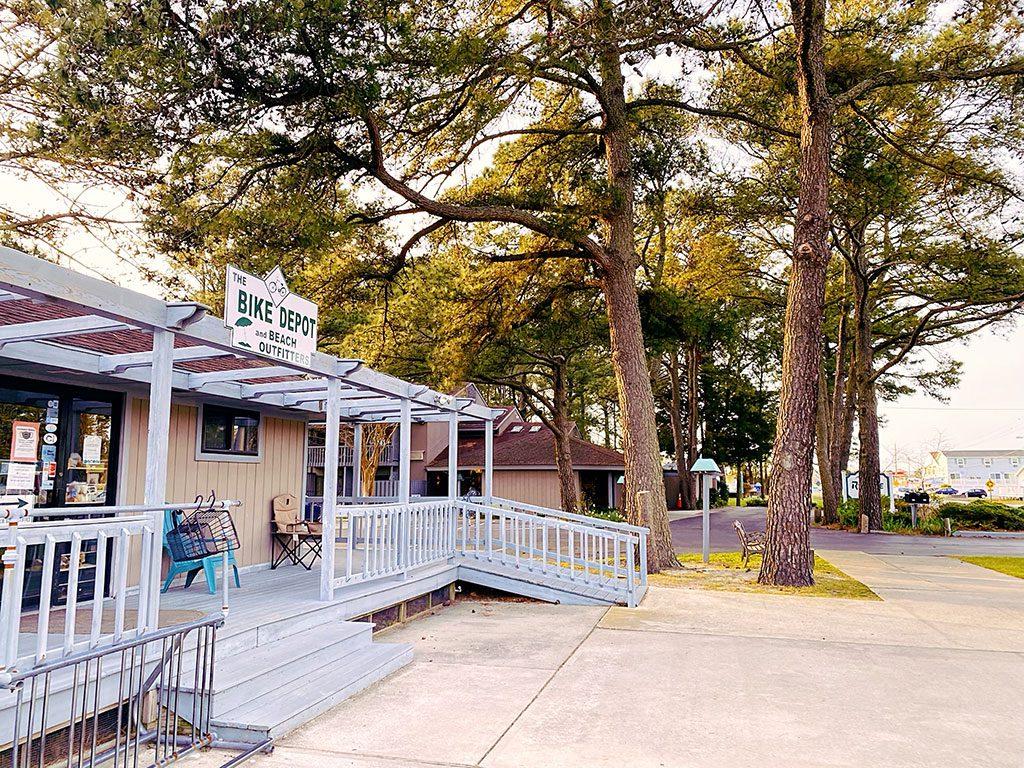 Chincoteague Island Virginia - things to do in Chincoteague VA - Bike Rentals