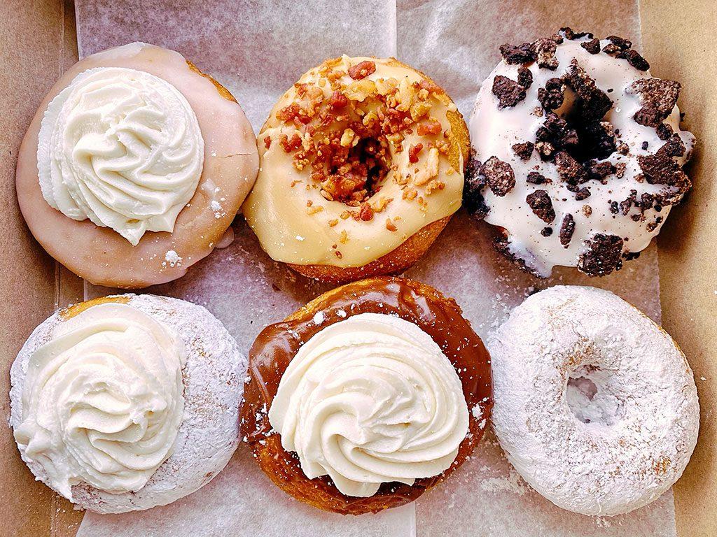 Chincoteague Restaurants- Mr. Whippy donuts