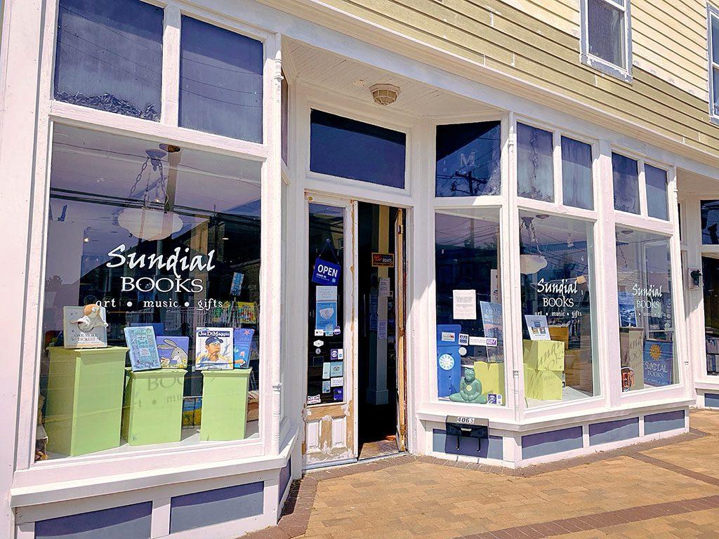 Chincoteague Island Virginia - things to do in Chincoteague VA- Sundial Books