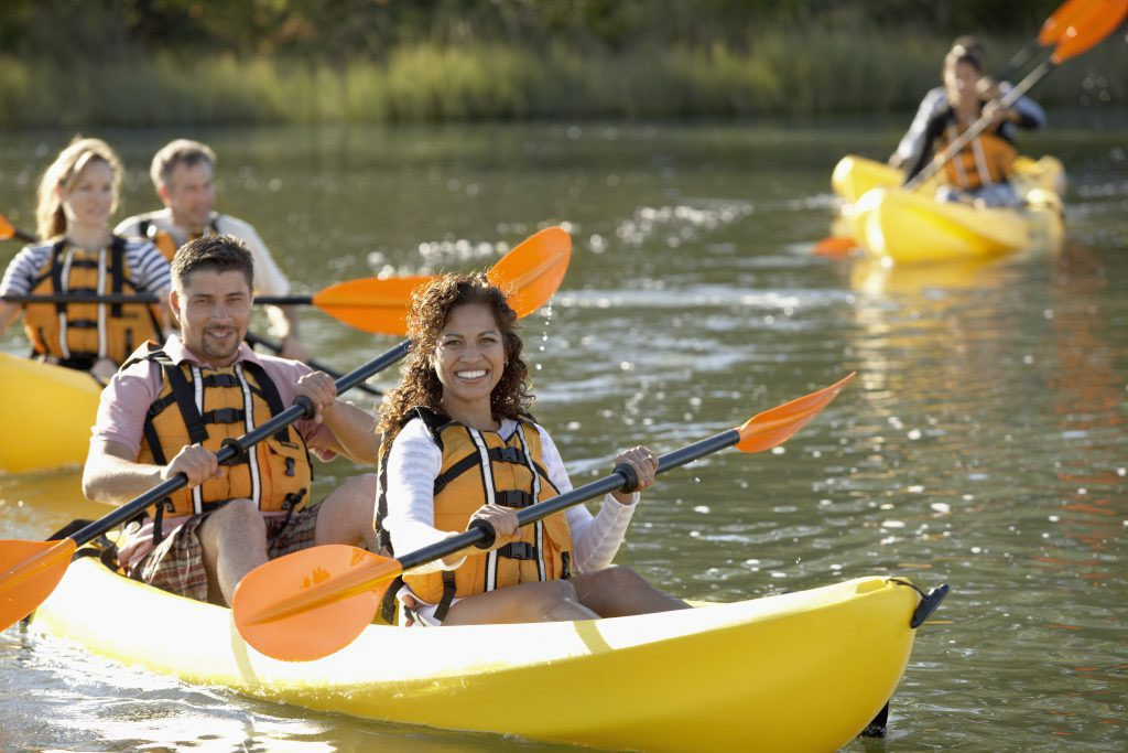 Chincoteague Kayaking