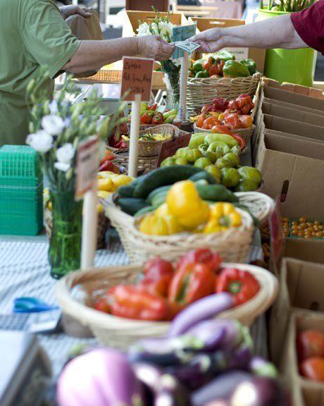 Chincoteague Farmers Market in VIrginia