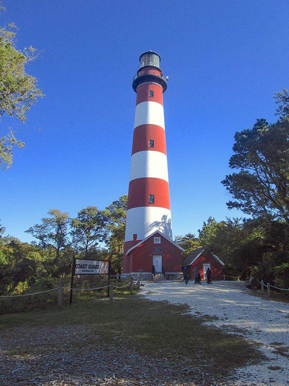 Virginia Lighthouses- Assateague Island Lighthouse