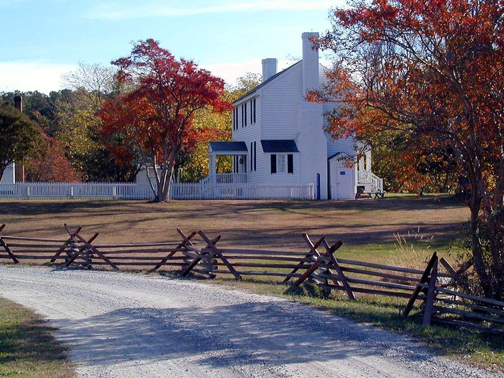 Endview Plantation in Newport News VA