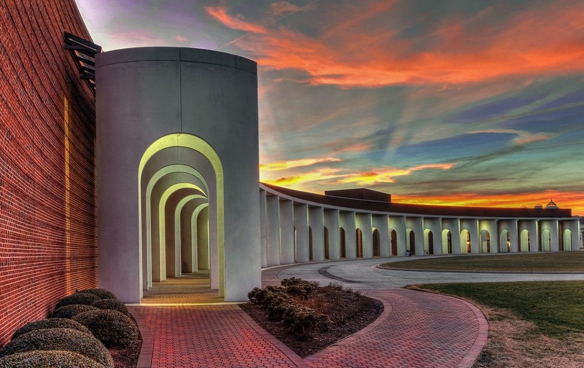 Ferguson Center in Newport News VA