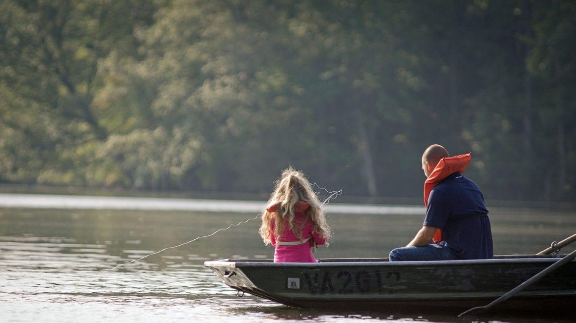 Fishing in Newport News VA