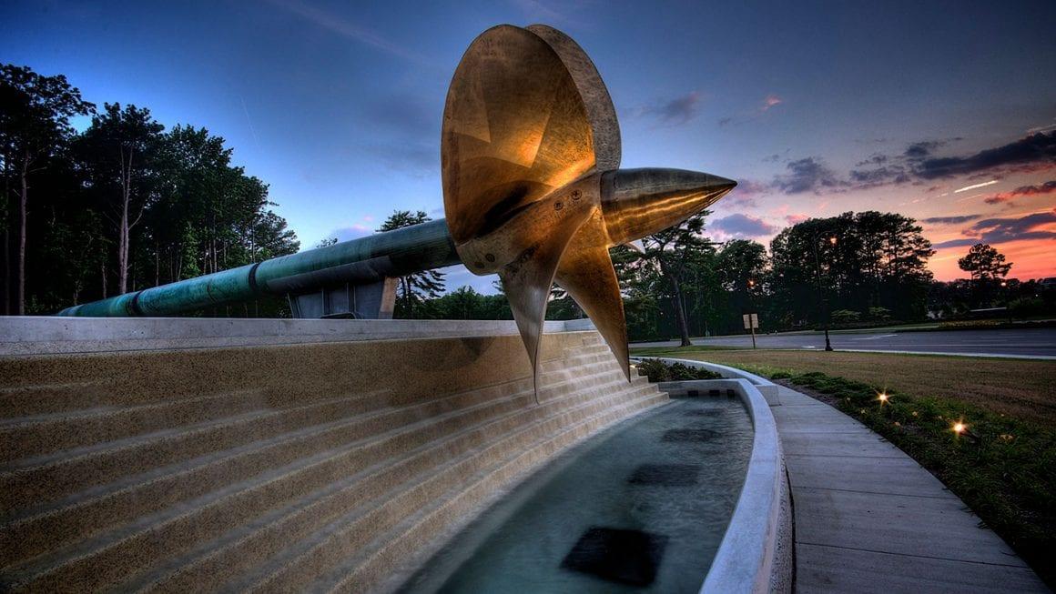 Mariners Museum and Park in Newport News VA