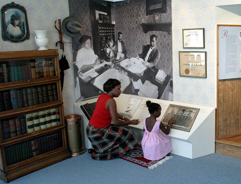 The Newsome House Museum in Newport News VA