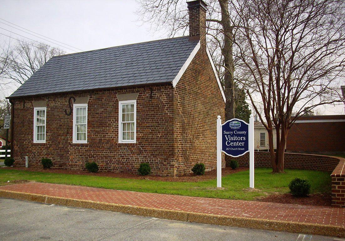 Surry Virginia- Surry County Visitors Center