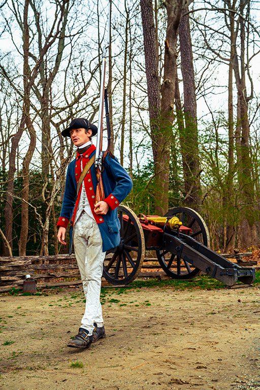 Yorktown American Revolution Museum at Yorktown