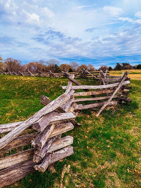 Yorktown Battlefield Virginia Visitors Center